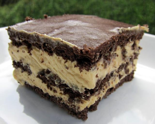 Peanut Butter Eclair Cake Recipe