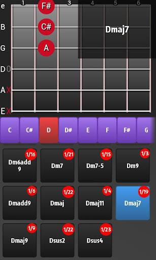 rechorded chords