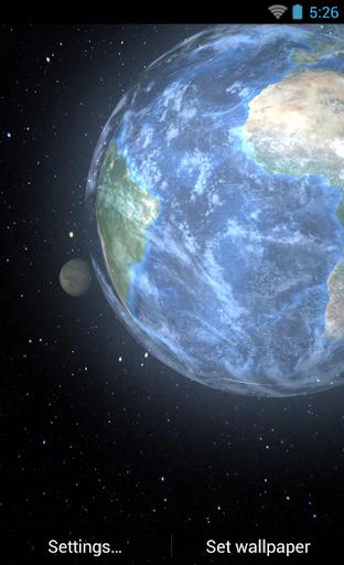 Earth HD 3D Pro