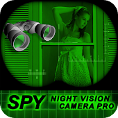 Spy Night Vision Camera Pro