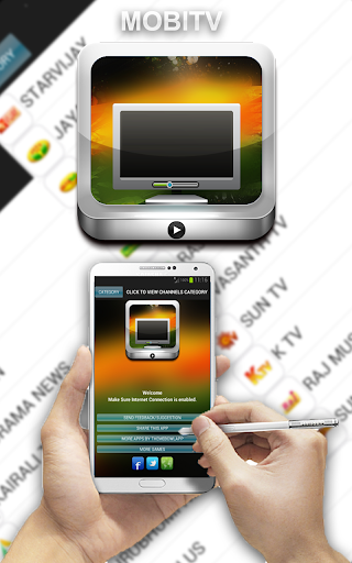 Download MobiTv : Free India Live Tv App Android Apps APK