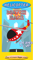 Screenshot of Helicopter Game For Kids