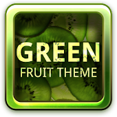 Green Fruit Theme GO Launcher