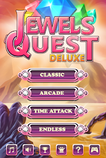 Jewels Deluxe- screenshot thumbnail
