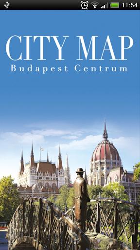 CityMap Budapest