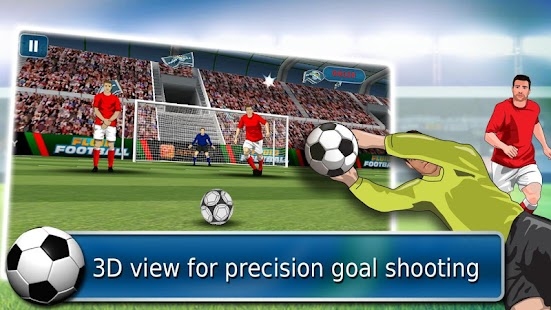 Fluid Soccer Screenshot 2