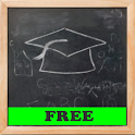 Blackboard for toddlers FREE logo