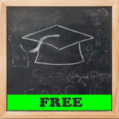 Blackboard for toddlers FREE