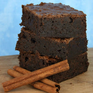 Baked Spicy Brownies