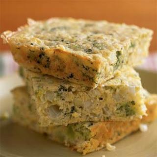 Broccoli Bread.