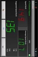 Screenshot of DroidCruise
