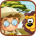 Livingstone - zoo puzzle icon