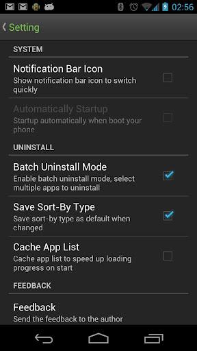 Easy Uninstaller Pro v2.0.7 APK