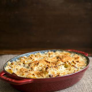 Turkey Noodle Casserole.