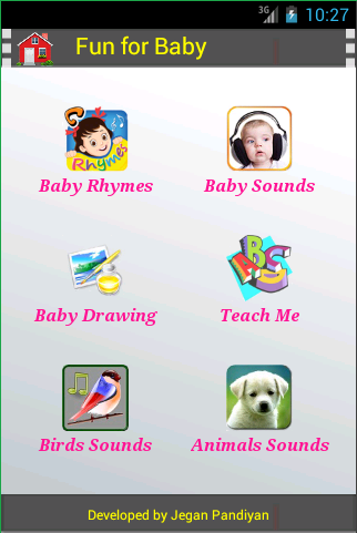 Fun for BABY