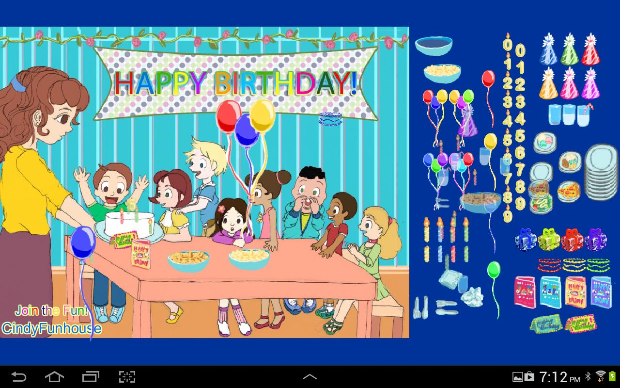 Birthday Party Decorate Android Apps On Google Play