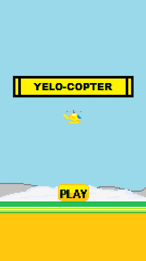 Yelo Copter