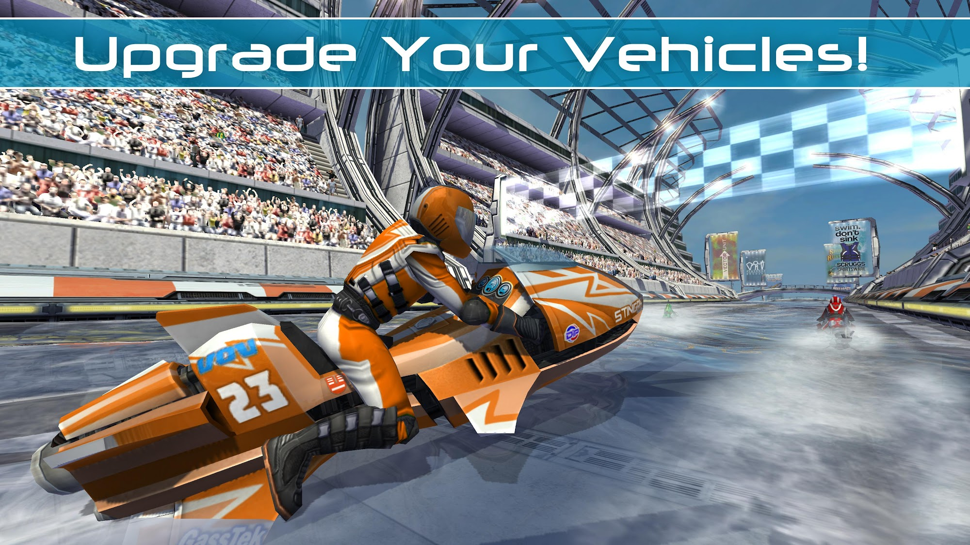 Riptide GP2 screenshot #7
