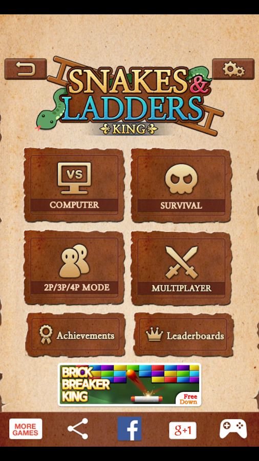 Snakes-Ladders-King 29