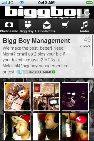 Bigg Boy Management
