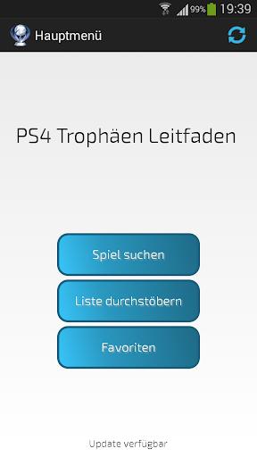 PS4 Trophäen Leitfaden