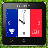 Watchface France (Sony SW2)