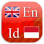 English - Indonesian flashcard