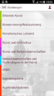 Akademie der bildenden Künste - screenshot thumbnail