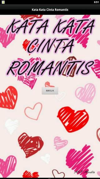 Kata Kata Cinta Romantis - screenshot
