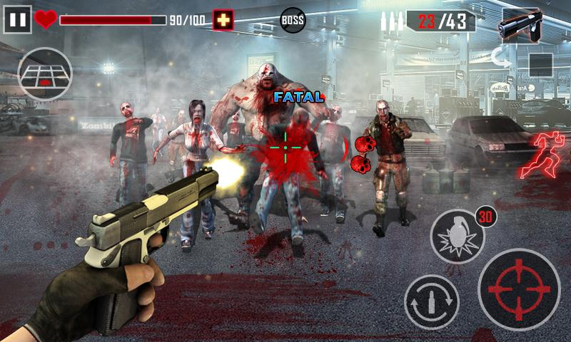 Zombie Killer - screenshot