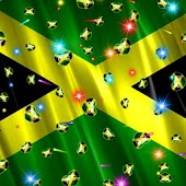 Heart Flag Jamaica
