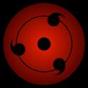Sasuke Go Launcher Theme logo