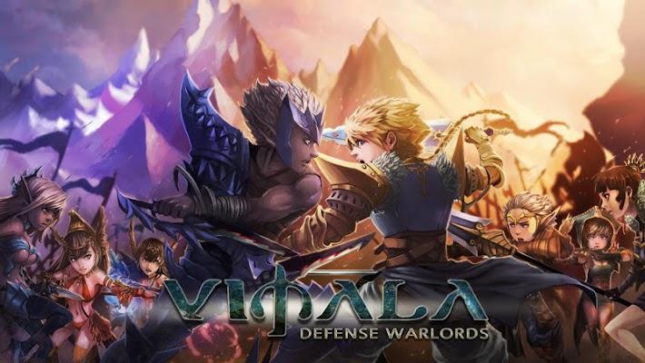 Vimala Defense Warlords - screenshot