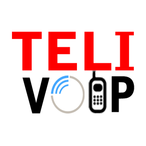 Telivoip LOGO-APP點子