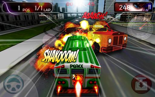 Bus Turbo Racing FREE