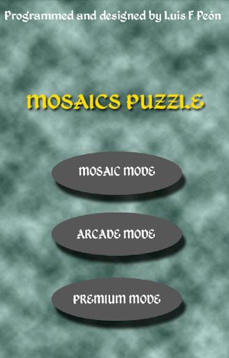 Mosaics Puzzle Free
