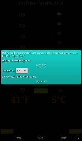 Electronic Thermometer HD 1.5 screenshot 210476