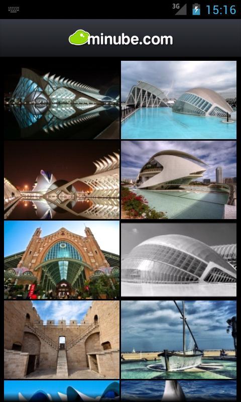 Valencia Guía de Viaje- screenshot