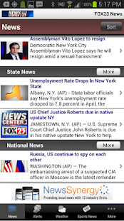 NEWS CENTER on FOX23 - screenshot thumbnail