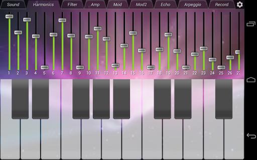 【免費音樂App】EasySynth Synthesizer-APP點子