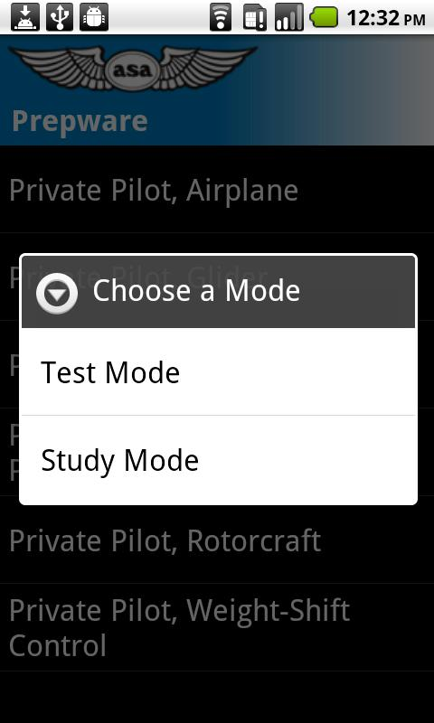 Prepware Private Pilot - screenshot