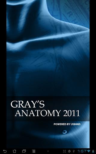 玩免費醫療APP|下載Gray's Anatomy 2011 app不用錢|硬是要APP