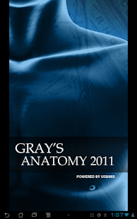 Gray's Anatomy 2011 screenshot for Android