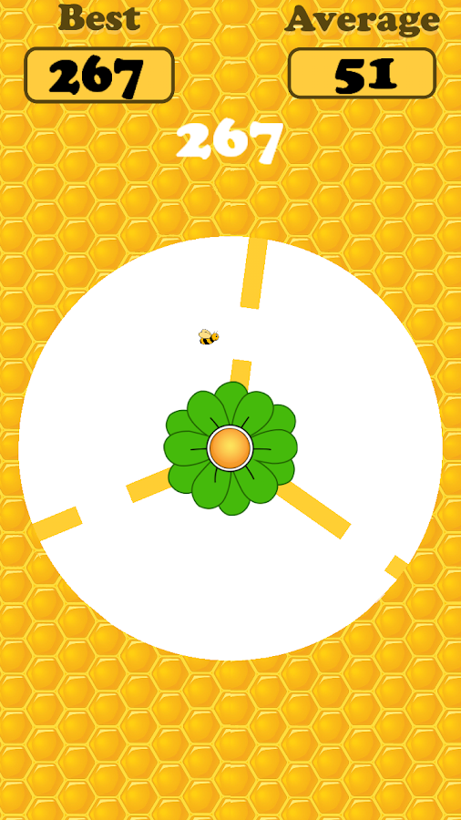 Mr Bumble Flap Free- screenshot