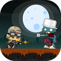 Zombie killer - Platform game icon