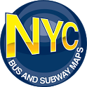 NYC Bus & Subway Maps icon
