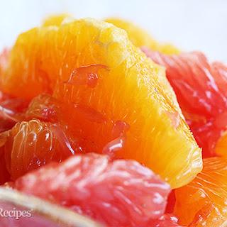 Cardamom Citrus Fruit Salad