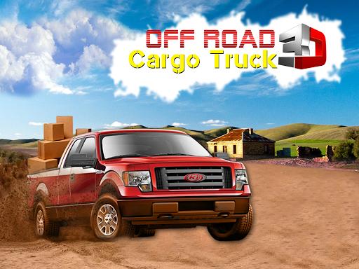 Off Road 3D Cargo Truck