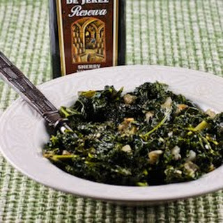 Sauteed Kale with Garlic and Onion (Melting Tuscan Kale).