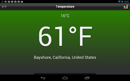 Temperature Free - screenshot thumbnail